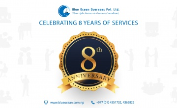 Celebrating 8 Years of Services